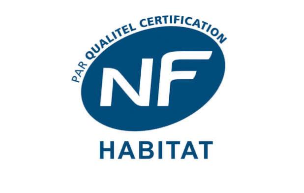 Obtention de la certification NF Habitat