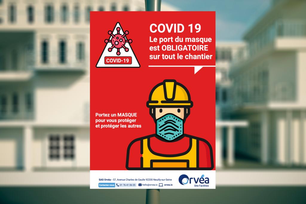 Sécurité de chantier : Les affichages obligatoire jouent un rôle stratégique pour la diminution des risques sur le chantier